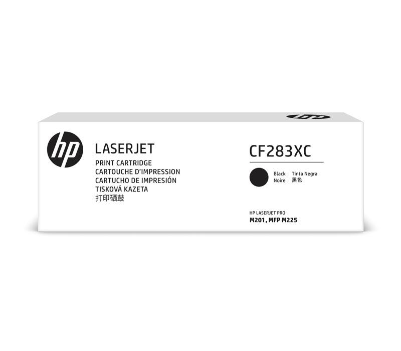 Kasetė HP CF283XC