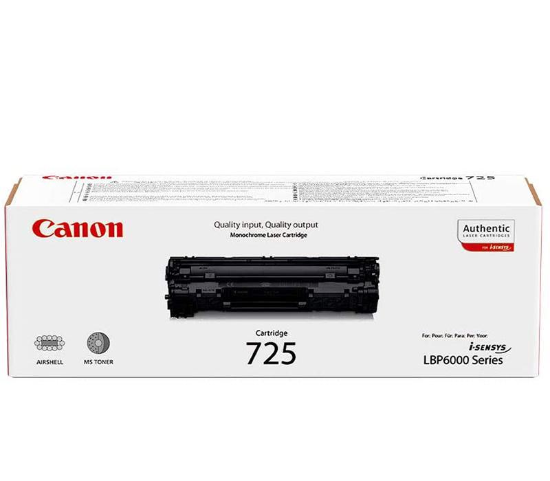 Lazerinė kasetė Canon 725