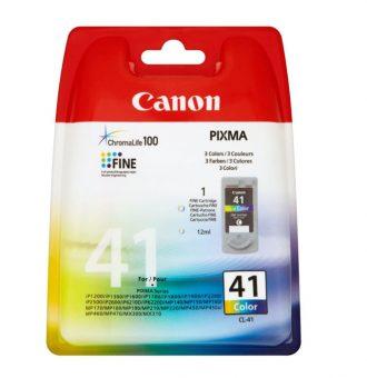 Rašalinė kasetė Canon CL-41 spalvota