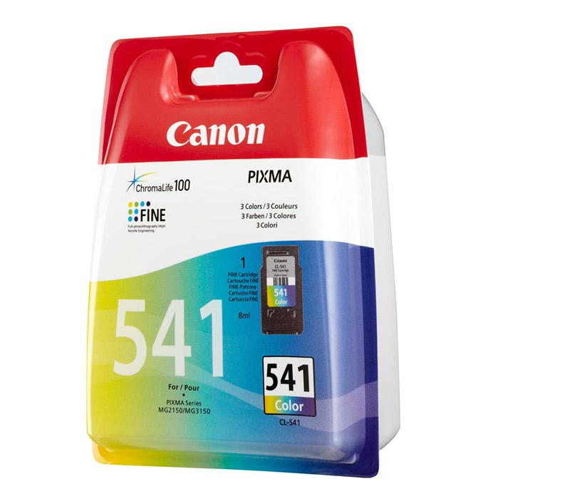 Rašalinė kasetė Canon CL-541 spalvota