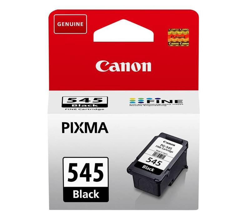 Rašalinė spausdintuvo kasetė Canon PG-545 juoda