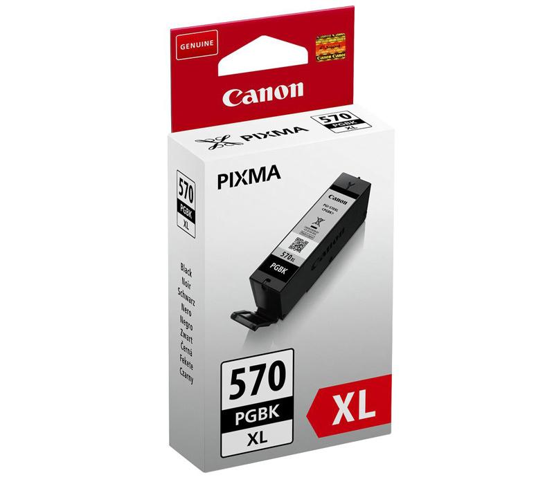 Rašalinė kasetė Canon PGI-570PGBKXL juoda