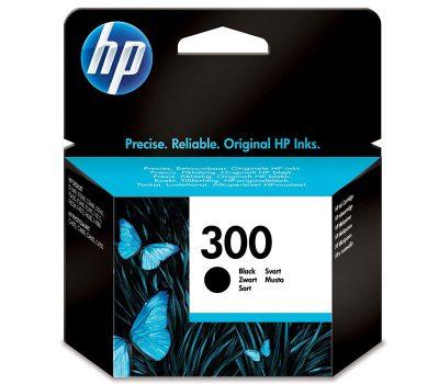 Rašalinė kasetė HP 300 juoda