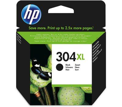 Rašalinė kasetė HP 304XL juoda