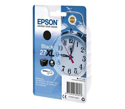 Rašalinė kasetė Epson 27XL juoda