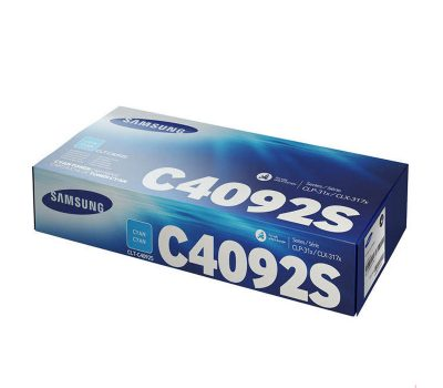 Lazerinė kasetė Samsung CLT-C4092S mėlyna