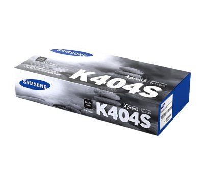 Lazerinė kasetė Samsung CLT-K404S juoda