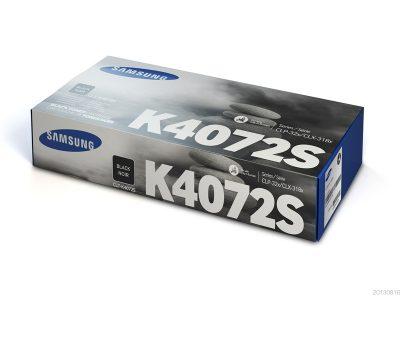 Lazerinė kasetė Samsung CLT-K4072S juoda