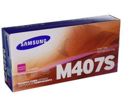 Lazerinė kasetė Samsung CLT-M4072S raudona