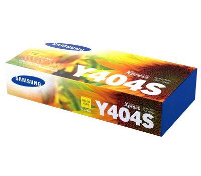 Lazerinė kasetė Samsung CLT-Y404S geltona