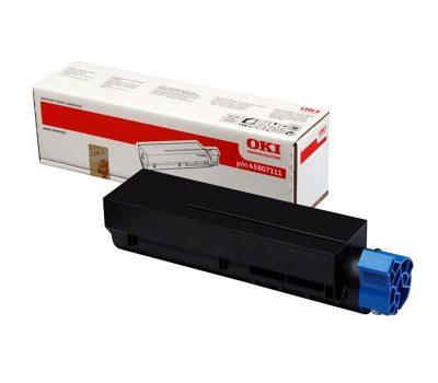Lazerinė kasetė OKI 45807102 juoda