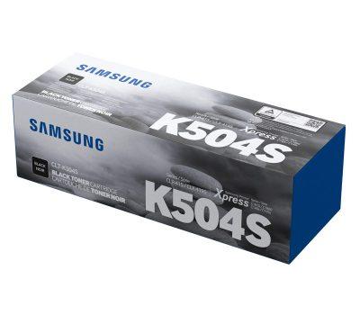 Lazerinė kasetė Samsung CLT-K504S juoda