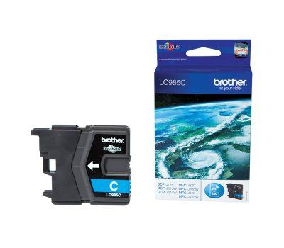 Rašalinė kasetė Brother LC985C mėlyna