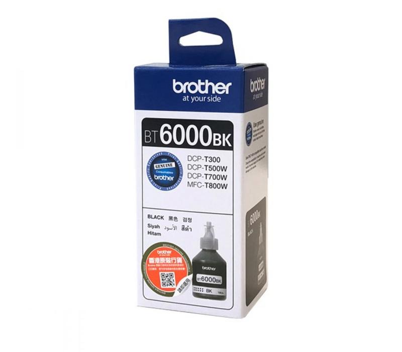 Brother rašalas BT6000BK juodas
