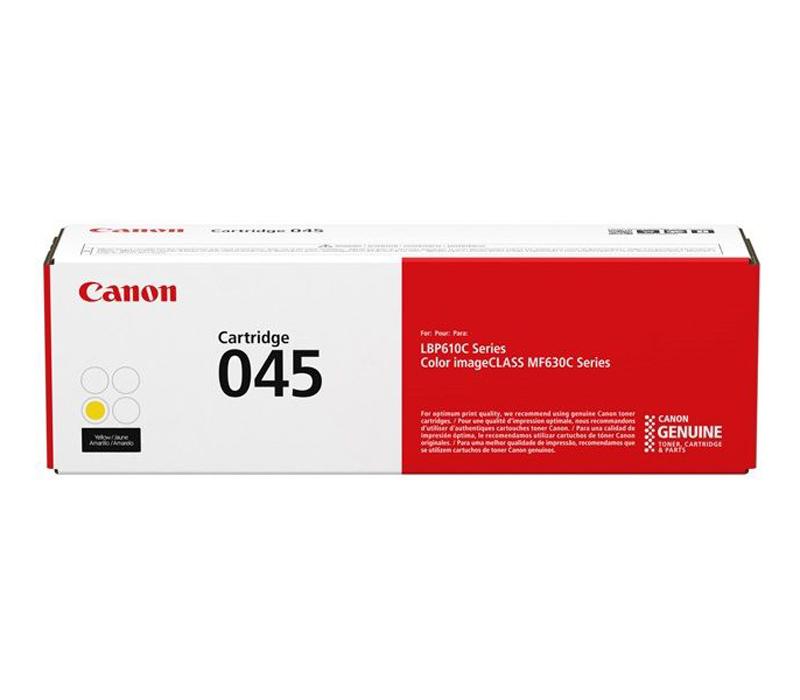 Lazerinė kasetė Canon 045 geltona
