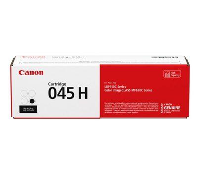 Lazerinė kasetė Canon 045H juoda