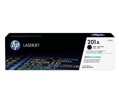 Lazerinė kasetė HP 201A BK juoda