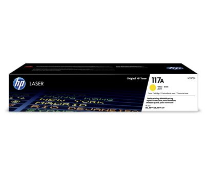 Lazerinė kasetė HP W2072A geltona