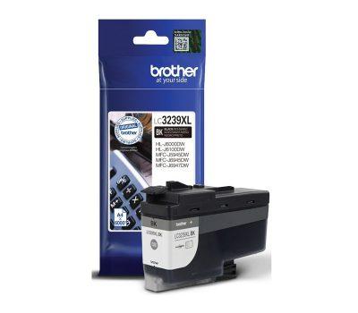 Rašalinė kasetė Brother LC3239XLBK juoda