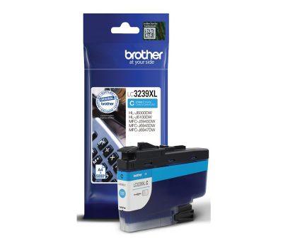 Rašalinė kasetė Brother LC3239XLC mėlyna