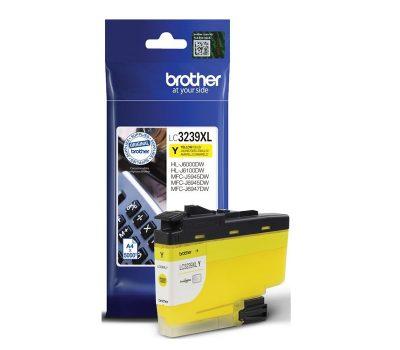 Rašalinė kasetė Brother LC3239XLY geltona
