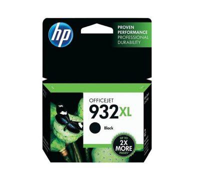 Rašalinė kasetė HP 932XLBK juoda