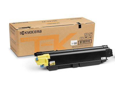 Lazerinė kasetė Kyocera TK-5270 geltona
