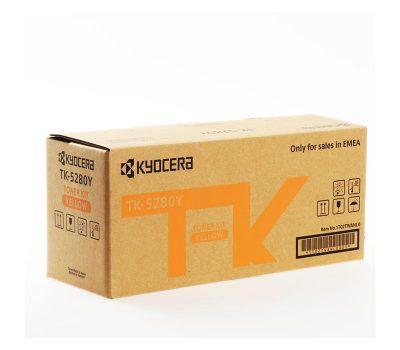 Lazerinė kasetė Kyocera TK-5280 geltona