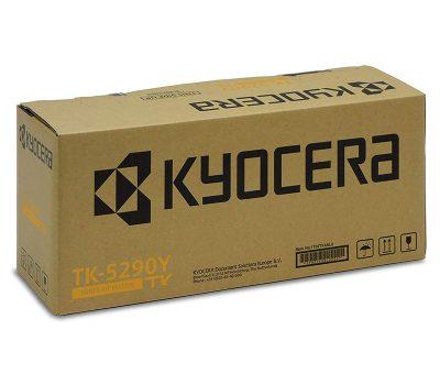 Lazerinė kasetė Kyocera TK-5290 geltona